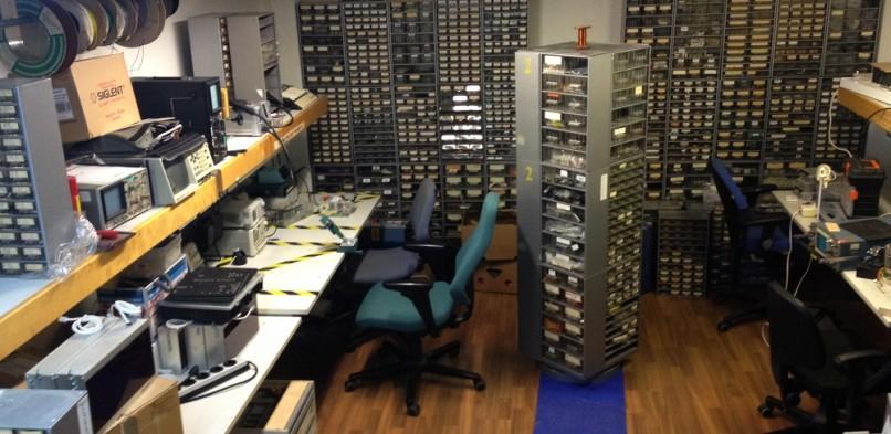 Helsinki Hacklabin remontti loppusuoralla