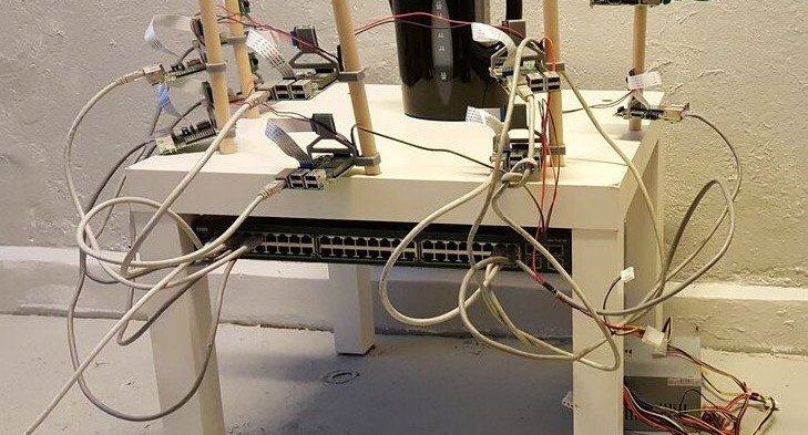 Vaasa Hacklabin 3D-skanneri