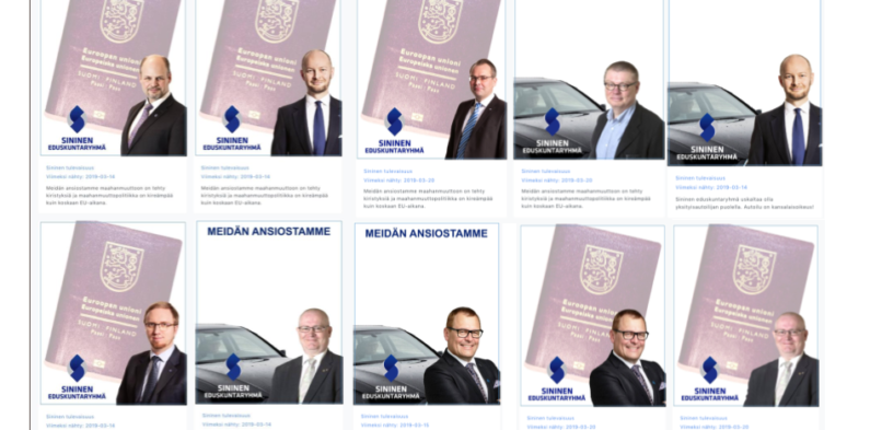 Vaalivahti-hankkeen tulokset: Ensimmäinen avoin arkisto poliittisista mainoksista Suomessa