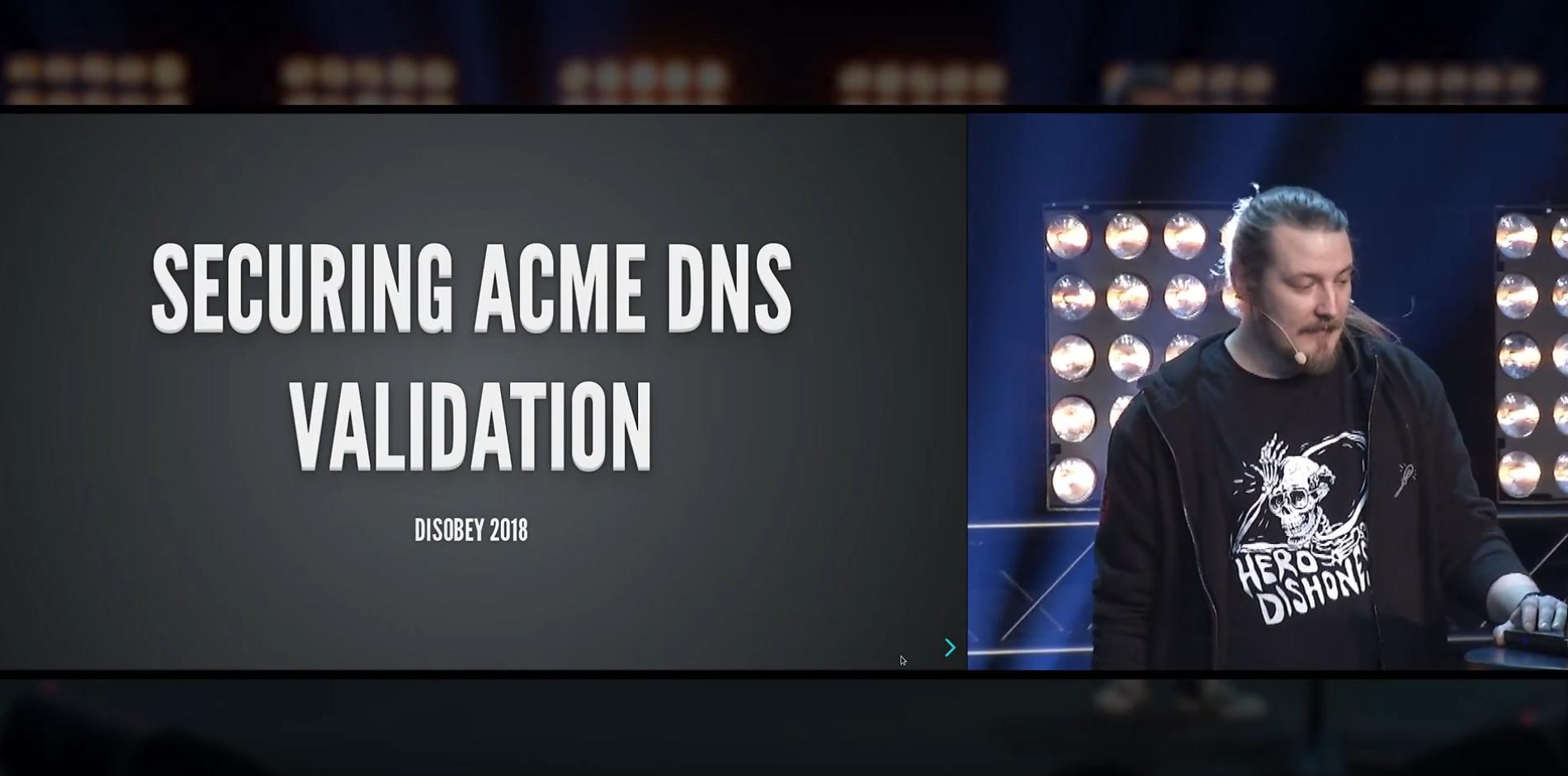 Fuugin säätiö edistää webin tietoturvaa: acme-dns -asiakasohjelman toteutus